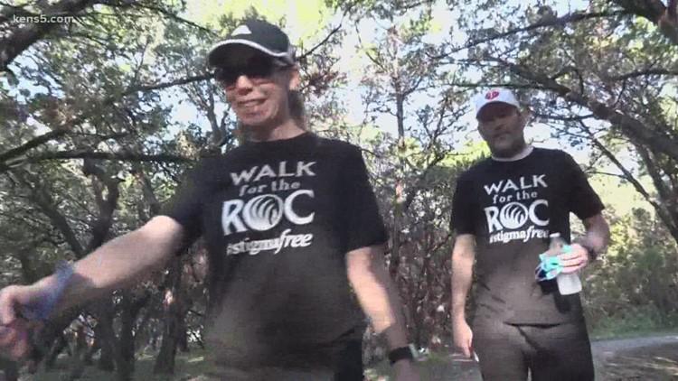 World Mental Health Day   One San Antonio family's walk for change