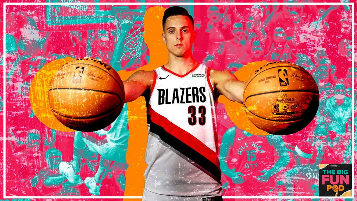 What should Spurs fans expect from newcomer Zach Collins?   The Big Fundamental Podcast