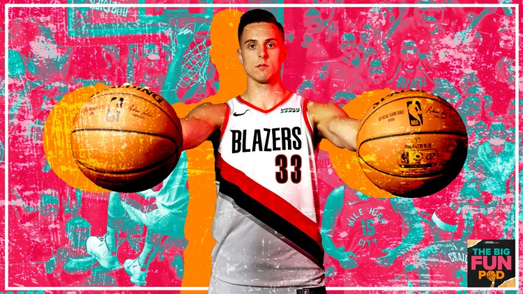 What should Spurs fans expect from newcomer Zach Collins? | The Big Fundamental Podcast