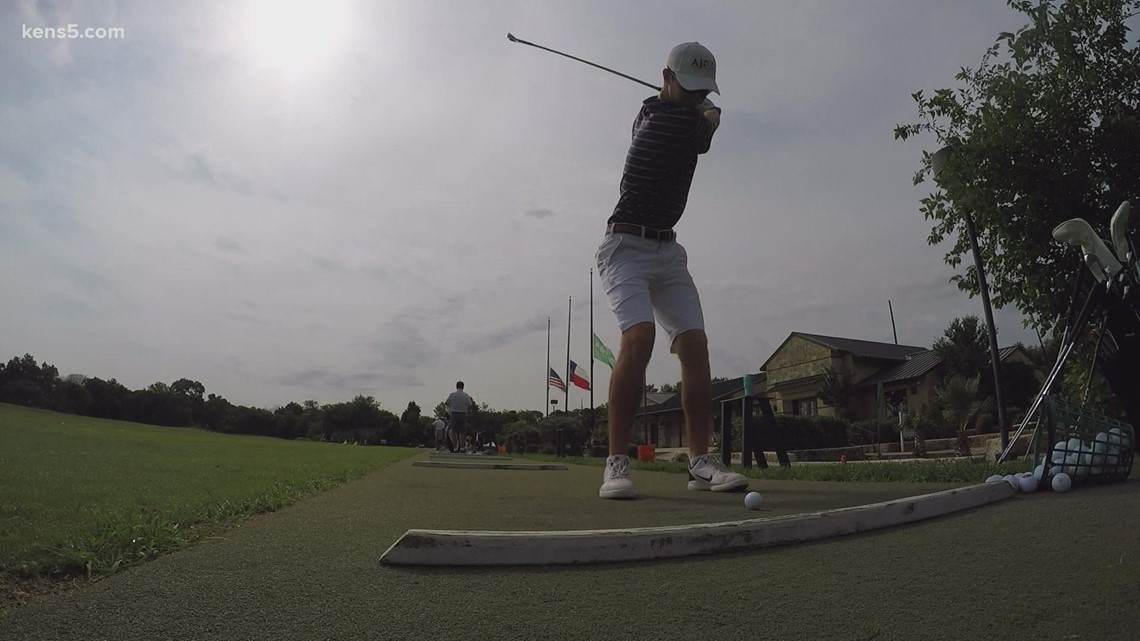 San Antonio high school golfer headed to Pebble Beach