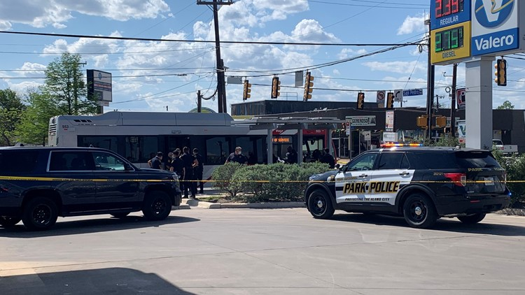 Police: Suspect fatally shot by VIA Transit Police after altercation on bus