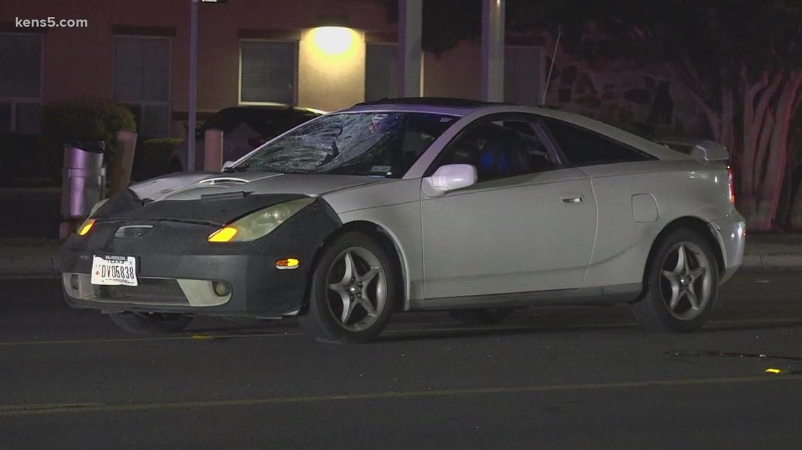 Man killed while crossing Bandera Road Tuesday night