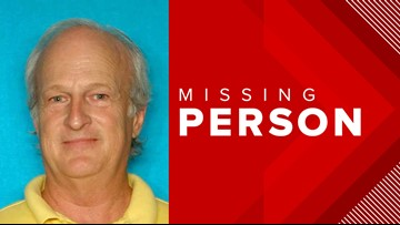 Police searching for missing man who may be in danger
