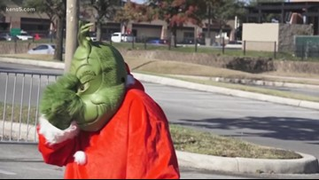 Local police want to keep stores Grinch-free