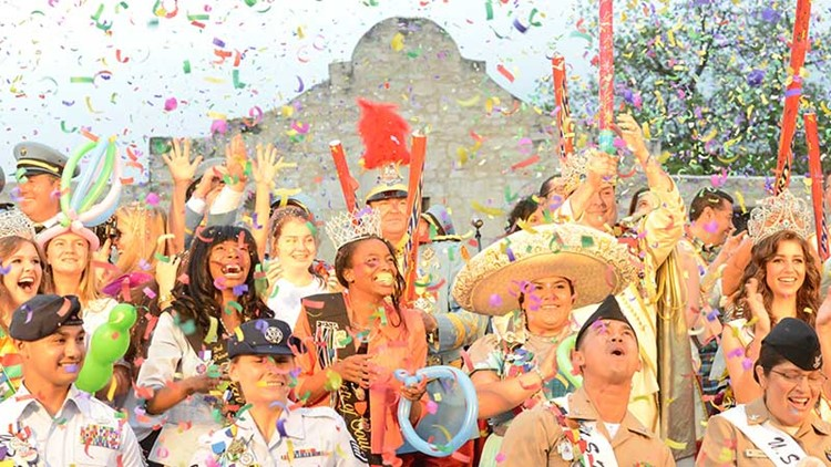 FIESTA BEST BETS: Here's your day-by-day guide to San Antonio's biggest party!