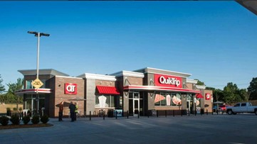 QuikTrip launches on-lot pickup service for customers