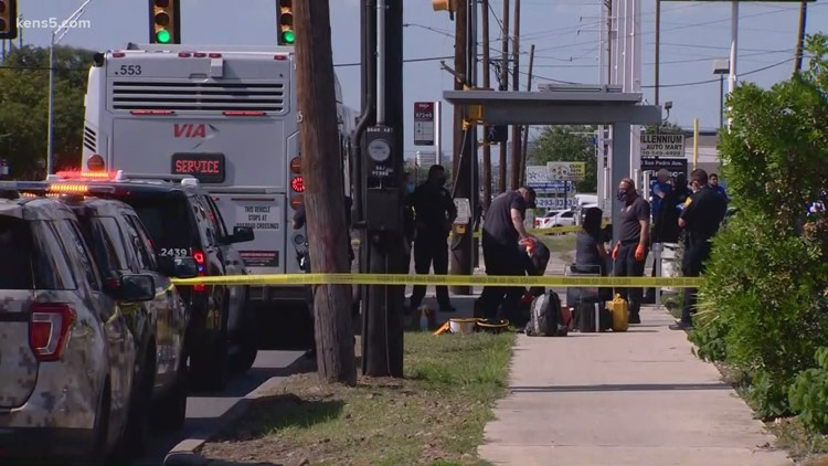 SAPD: Suspect fatally shot by VIA Transit Police after altercation on bus