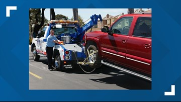 Free 'Tipsy Towing' service offered by AAA Texas