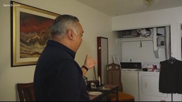 Neighbors help disabled Navy veteran in San Antonio