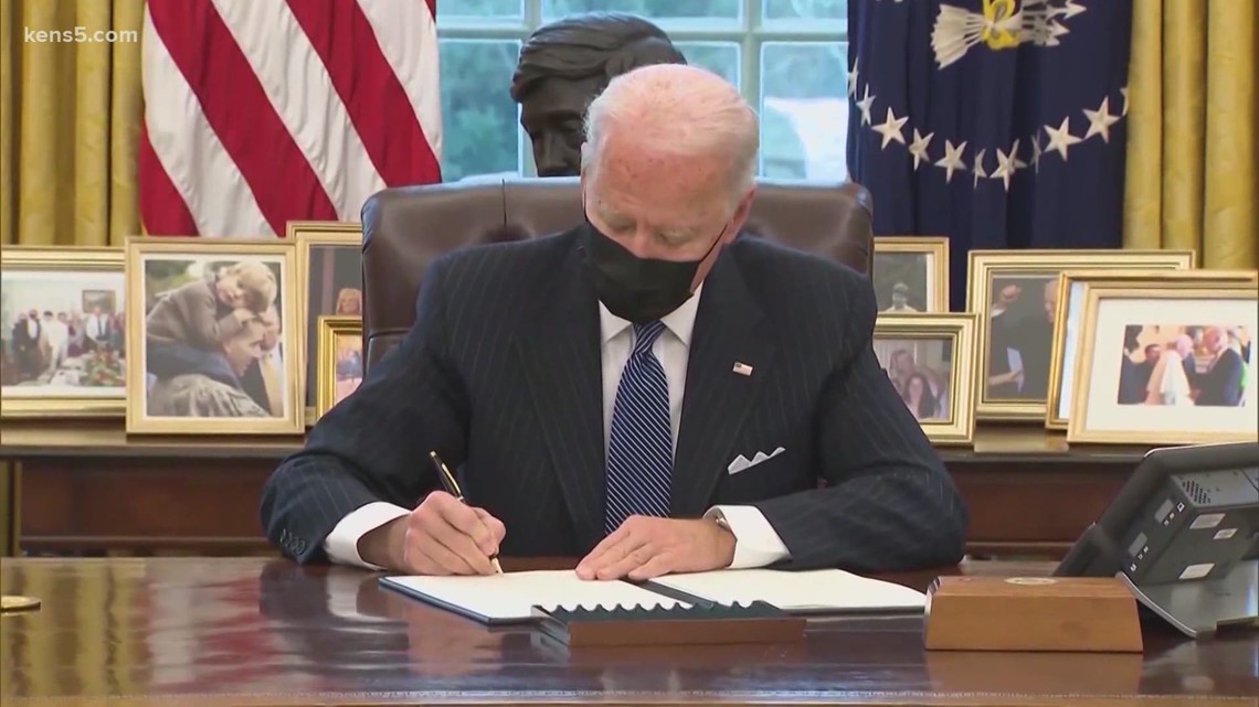 What President Biden's reversal of Trump's transgender military ban means to one Texas service member