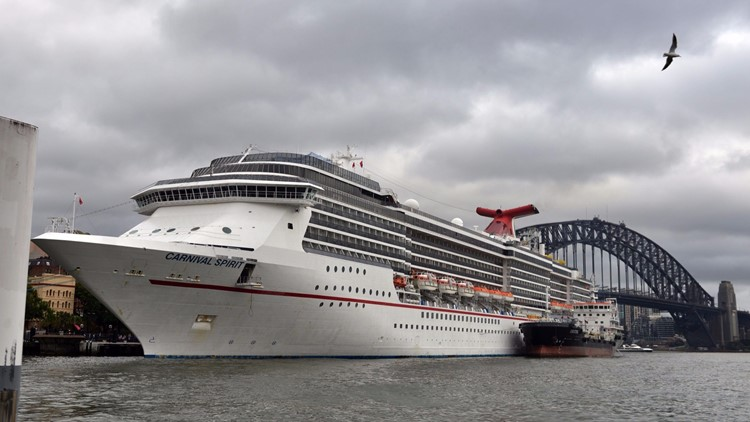 Carnival Cruise Ships Redirected To New Orleans After Port