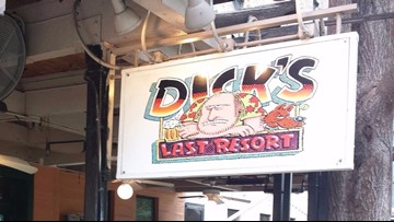 Dick's Last Resort says it will change name to support equal pay for US Women's Soccer