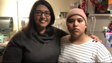 Young cancer patient, 4th-grade teacher get big surprise