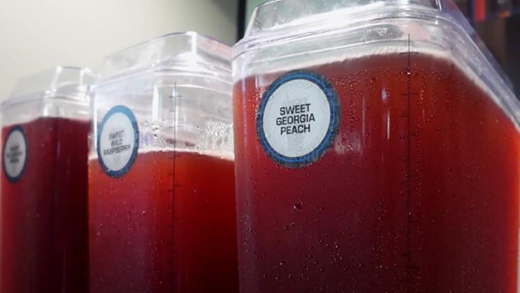 San Antonio business serves 26 flavors of tea; exclusive look at their secret menu | Everything 210