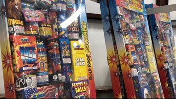 How much money do you spend on Fourth of July fireworks?