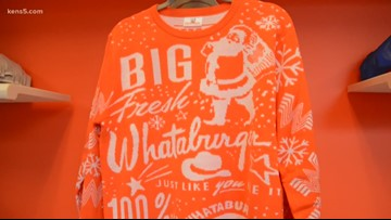 Whataburger releases 2019 Christmas sweater