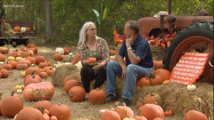 Texas Outdoors: This patch is about more than just pumpkins!