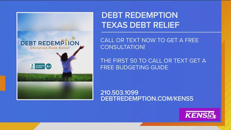 GREAT DAY SA: Debt Redemption Texas Debt Relief offers free debt consultation