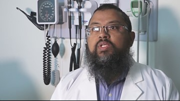 Wear the Gown Extra: Dr. Suhaib Haq on sleep quality