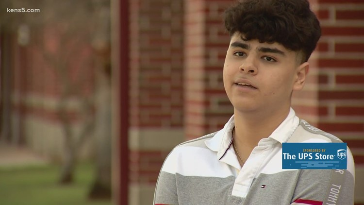 Southside ISD student overcomes language barriers to become a model of excellence in the classroom