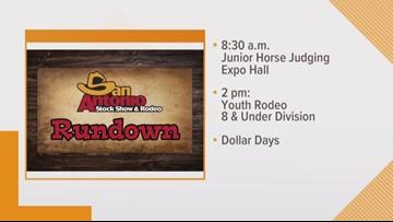San Antonio Stock Show & Rodeo Rundown 2/18/19