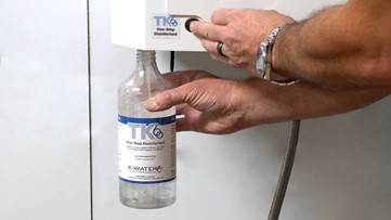 Facilities arm themselves with Texas built cleaning system in the fight against coronavirus