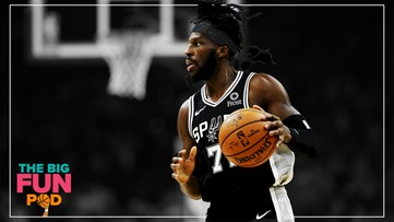 Are the Spurs bad at signing free agents? | The Big Fundamental Podcast