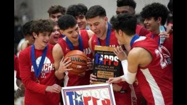 Winning state titles becoming old hat for Antonian boys basketball team