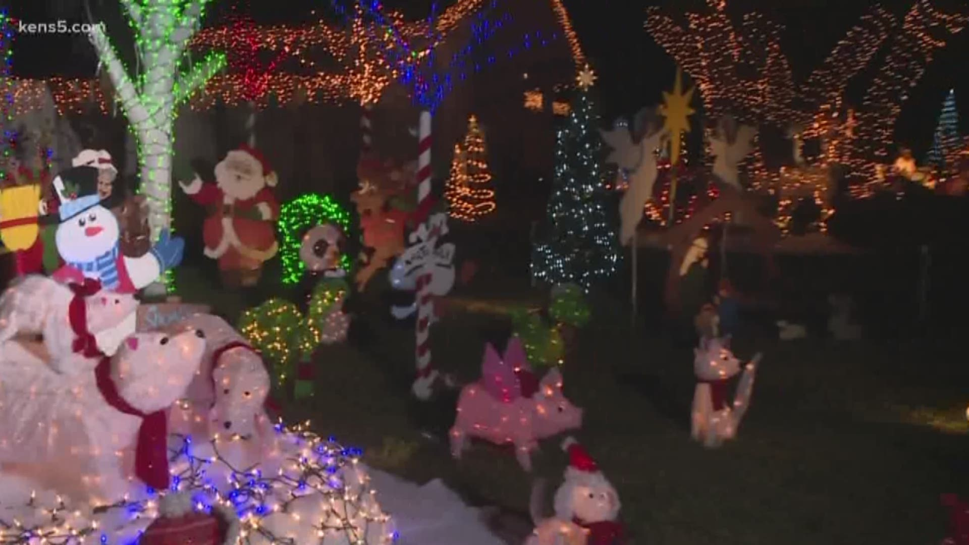 Windcrest Christmas Lights 2020 Traffic San Antonio's Leading Local News: Weather, Traffic, Sports and