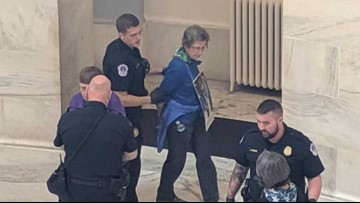 Sister of Charity of the Incarnate Word arrested in Washington protest