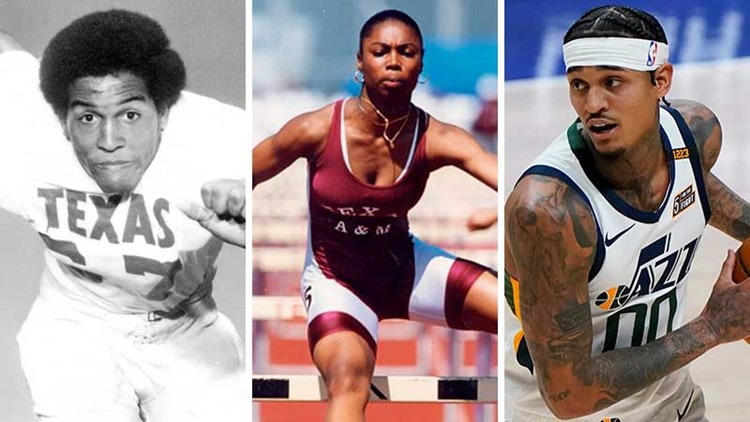 Black History Month 2021: Recognizing the legacy of San Antonio's athletic greats
