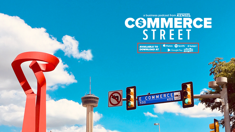 Best of 2020: Commerce Street, a business podcast from KENS 5