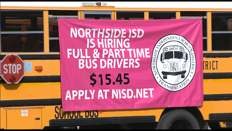 Help Wanted: School districts across SA hiring now
