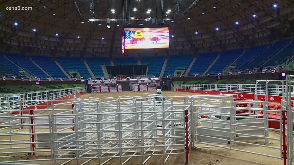 San Antonio Rodeo among many events closed due to winter weather