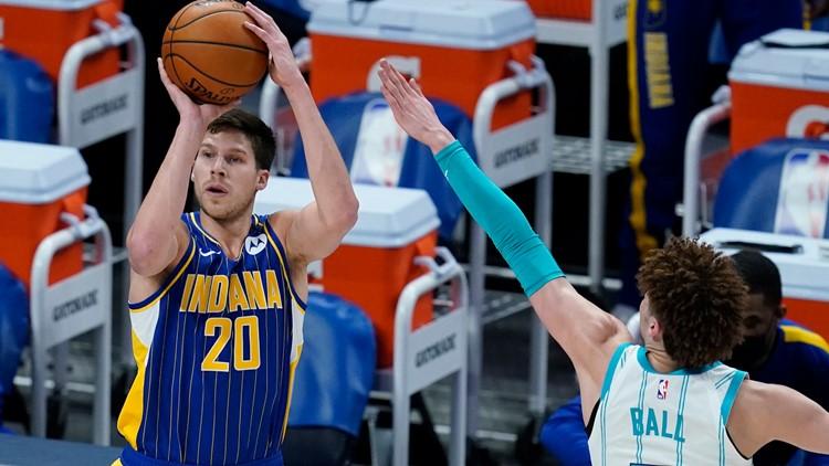 Reports: Spurs agree to deals with veteran sharpshooter Doug McDermott, big man Zach Collins