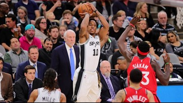 Spurs face tough odds in quest to continue streak of playoff appearances