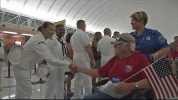 People Who Make San Antonio Great: Honor Flight Chairman Court Van Sickler
