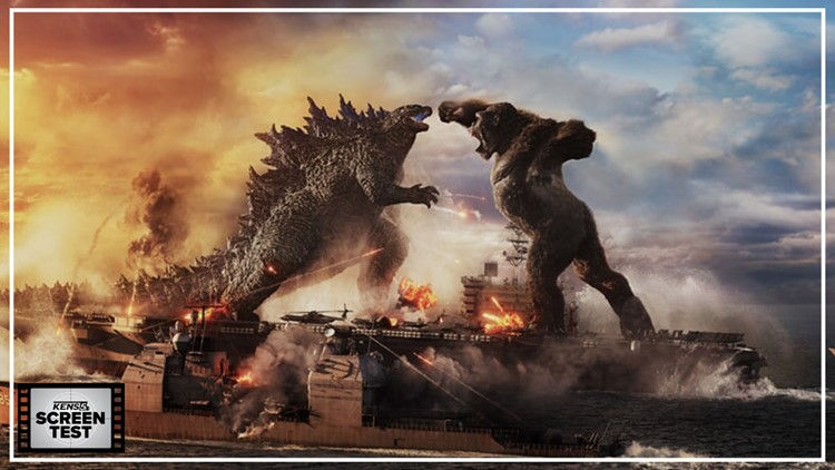 'Godzilla vs. Kong' Review: A blockbuster to make up for a year of lost blockbusters