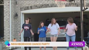GREAT DAY SA: Neighborhood dance party