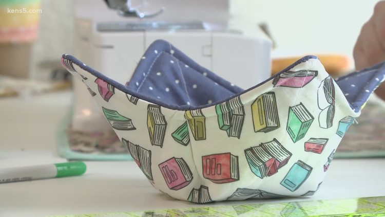 Made in SA: She learned to sew, created 'The Cheerful Roost'