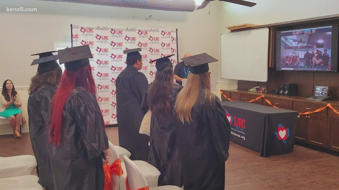 Foster kids celebrate reaching high school graduation | Forever Family