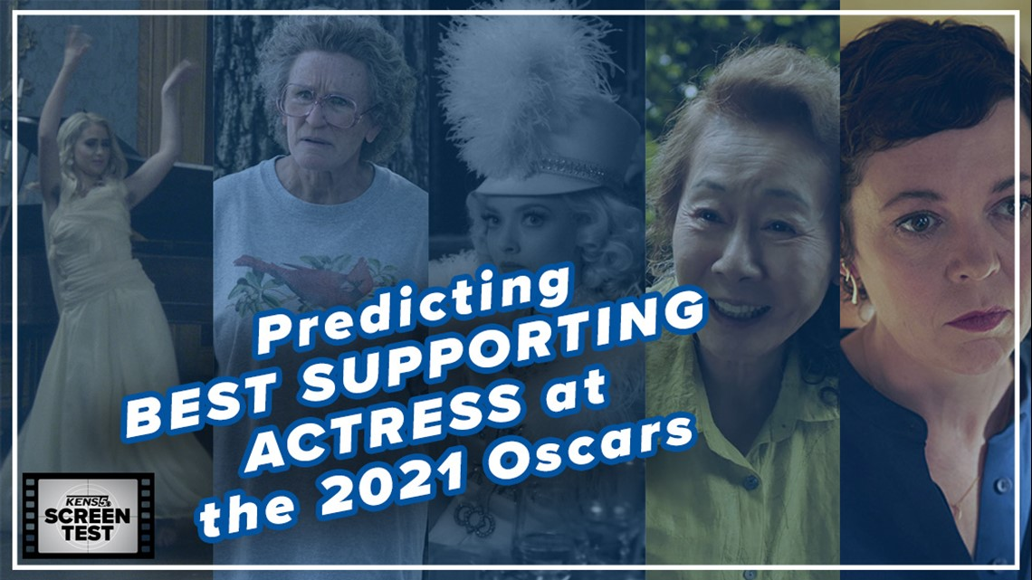 Who will win Best Supporting Actress at the 2021 Academy Awards?