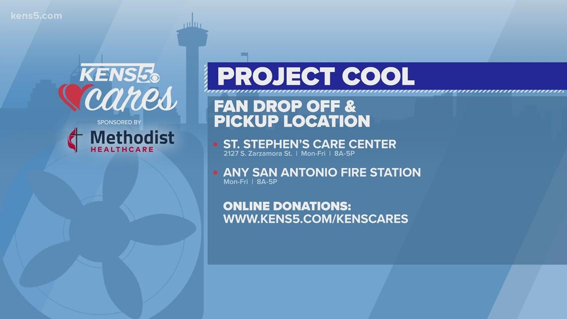 KENS CARES: Project Cool provides free box fans to San Antonio-area senior citizens