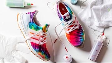 Adidas releasing Woodstock-inspired tie-dye shoes