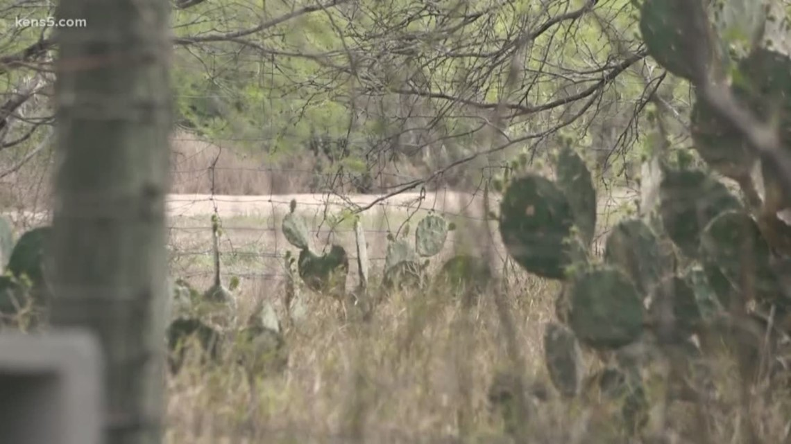 Family fights to stop border wall from cutting through their land