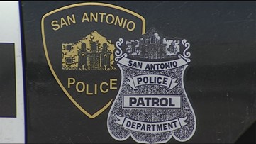 SAPD officer arrested, accused of domestic violence