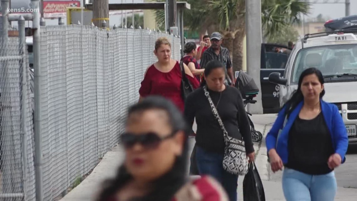 South Texas businesses, communities say they'll feel the impact of limited border closure