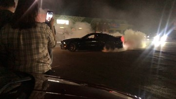 South-side community working with police to push out illegal street racing