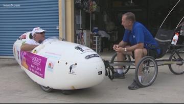 Texas Outdoors: Explore San Antonio on the seat of a trike