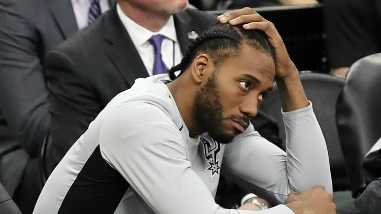 Gregg Popovich indicates confusion, disconnect between Kawhi Leonard's 'group' and the Spurs